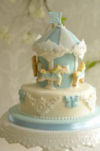 シュガーケーキ メリーゴランドケーキ メリーゴーランド カルーセルケーキ カルーセル