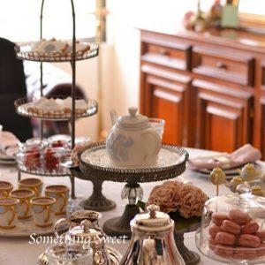 シュガーケーキ パーティー バーレイ ティーカップ ティーカップケーキ ティーポットケーキ テーブルウエアケーキ
