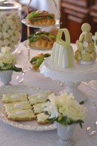 シュガーケーキ バッグ型ケーキ デメル パーティー バレンタイン