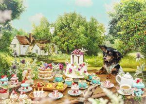 シュガーケーキ 森のお茶会 スイートテーブル キャンディーテーブル